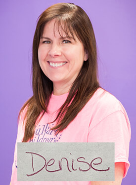 Bullard Children's Dentistry staff member - Denise