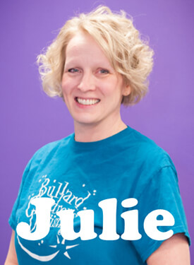 Bullard Children's Dentistry staff member - Julie