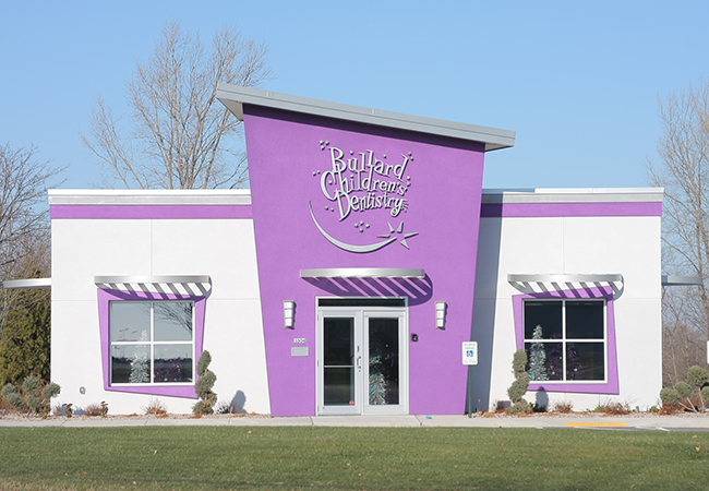 Bullard's Children's Dentistry office in Sheboygan, WI