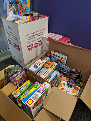 Toys for Tots results 2019
